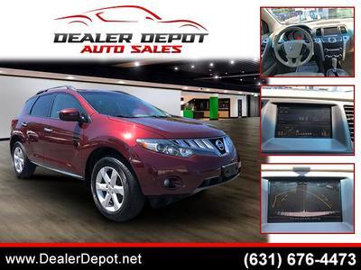 Nissan Murano 2009 a la venta en Centereach, NY