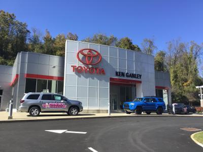 Ken Ganley Toyota Image 2