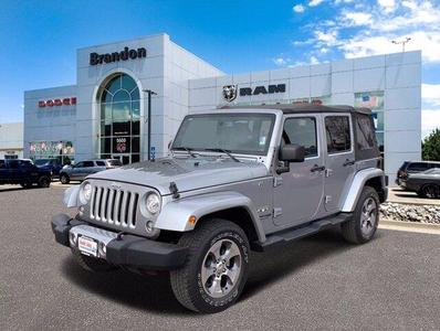 Jeep Wrangler JK Unlimited 2018 a la venta en Littleton, CO