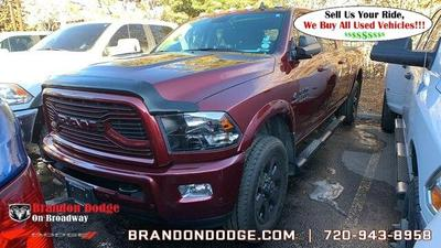RAM 3500 2018 for Sale in Littleton, CO
