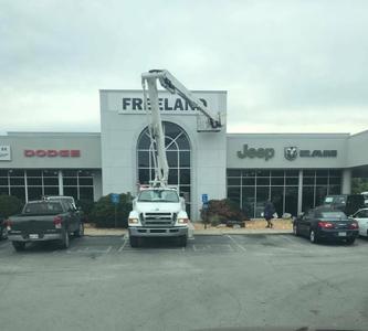 Freeland Chrysler Dodge Jeep Ram Image 2