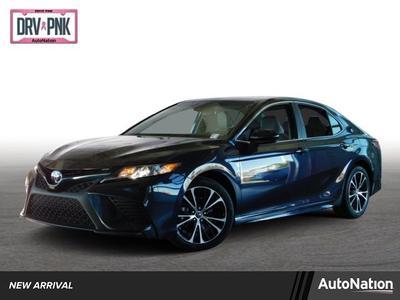 2018 Toyota Camry SE for sale VIN: JTNB11HK7J3030853