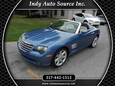2005 Chrysler Crossfire Limited image