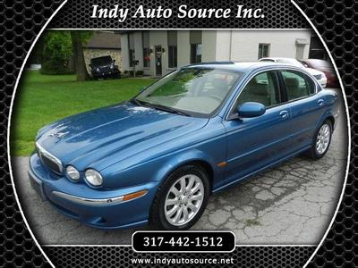 2002 Jaguar X-Type 2.5 for sale VIN: SAJEA51D62XC41772