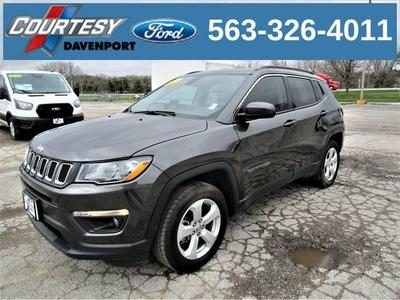 Jeep Compass 2019 for Sale in Davenport, IA