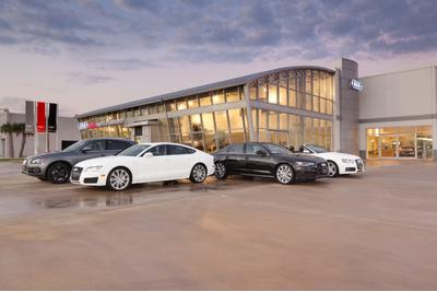 Audi North Houston Image 2