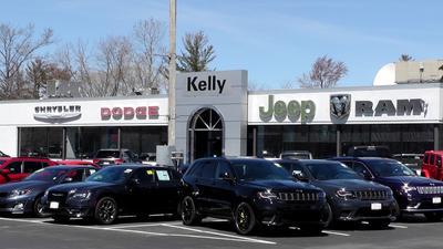 Kelly Jeep Chrysler Dodge Ram of Methuen Image 4