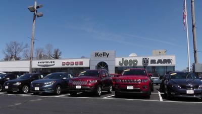 Kelly Jeep Chrysler Dodge Ram of Methuen Image 5