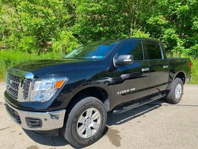 Nissan Titan 2018 for Sale in Pittsburgh, PA