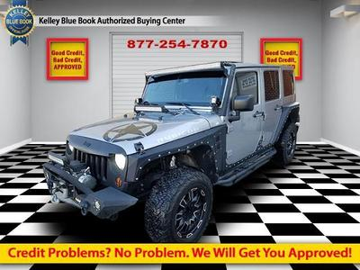 Used 2013 Jeep Wrangler Unlimiteds for Sale in Jersey City