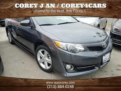 2012 Toyota Camry SE for sale VIN: 4T1BF1FK9CU131877