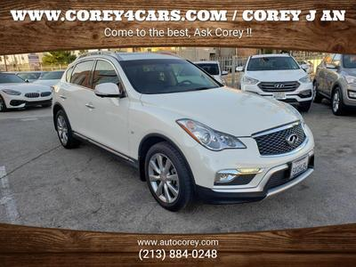 INFINITI QX50 2017 for Sale in Los Angeles, CA