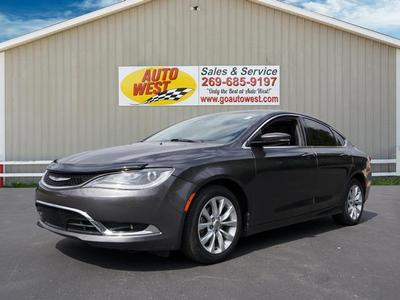 Chrysler 200 2015 for Sale in Plainwell, MI