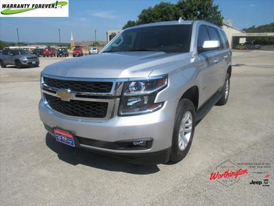 Chevrolet Tahoe 2017 for Sale in Graham, TX
