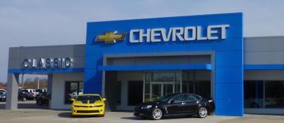 Classic Chevrolet Image 1