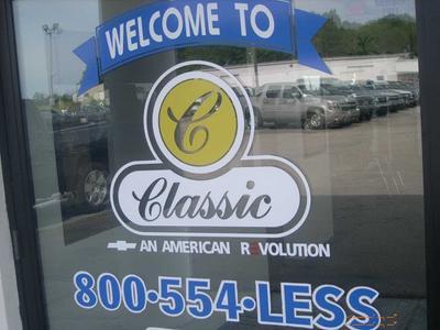 Classic Chevrolet Image 2