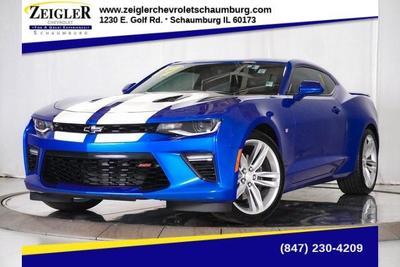 Chevrolet Camaro 2017 for Sale in Schaumburg, IL