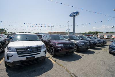 Empire Ford of New Bedford Image 6