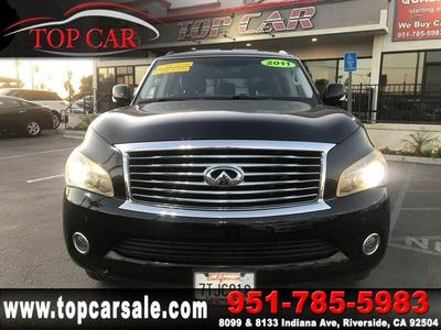 INFINITI QX56 2011 for Sale in Riverside, CA