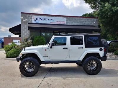 2013 Jeep Wrangler Unlimited Sahara for sale VIN: 1C4HJWEG3DL536728