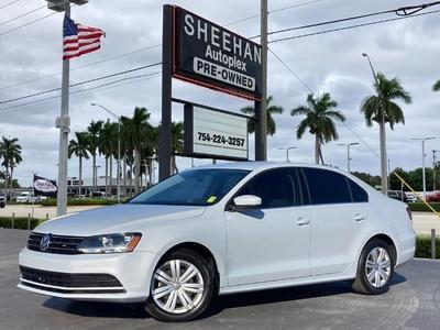 Volkswagen Jetta 2017 for Sale in Pompano Beach, FL
