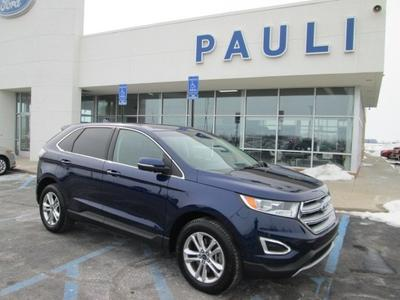 2016 Ford Edge SEL for sale VIN: 2FMPK4J90GBB18180