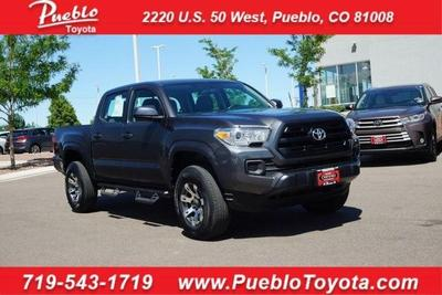 2016 Toyota Tacoma SR for sale VIN: 3TMCZ5AN8GM034706