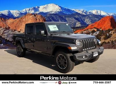 Jeep Gladiator 2021 for Sale in Colorado Springs, CO