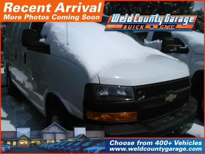 2018 Chevrolet Express 2500 Work Van for sale VIN: 1GCWGAFP8J1207246