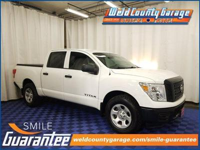 Nissan Titan 2017 for Sale in Greeley, CO
