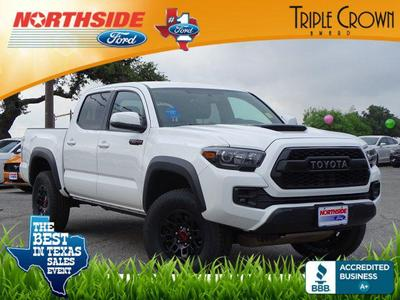 2017 Toyota Tacoma TRD Off Road for sale VIN: 5TFCZ5AN7HX079163