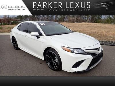 2018 Toyota Camry XSE for sale VIN: 4T1B61HK6JU662965
