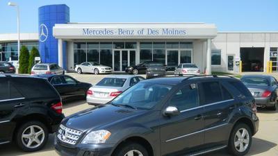 Mercedes-Benz of Des Moines Image 7