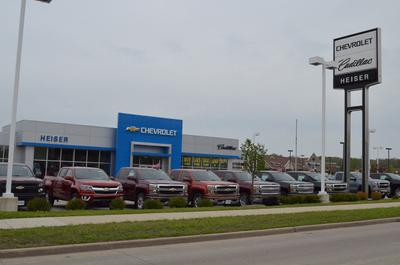 Heiser Chevrolet Cadillac of West Bend Image 1