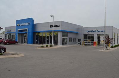 Heiser Chevrolet Cadillac of West Bend Image 3