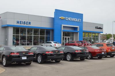 Heiser Chevrolet Cadillac of West Bend Image 5
