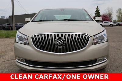 2016 Buick LaCrosse Leather for sale VIN: 1G4GB5G35GF185557