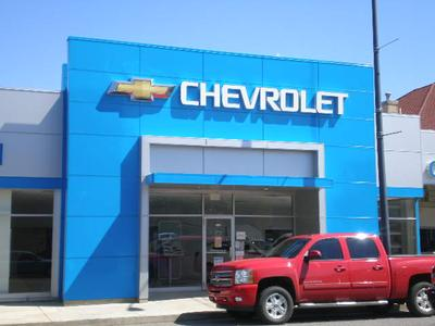 Mike Anderson Chevrolet Gas City Image 1