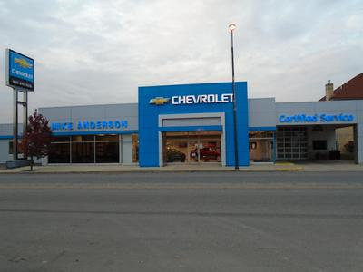 Mike Anderson Chevrolet Gas City Image 3