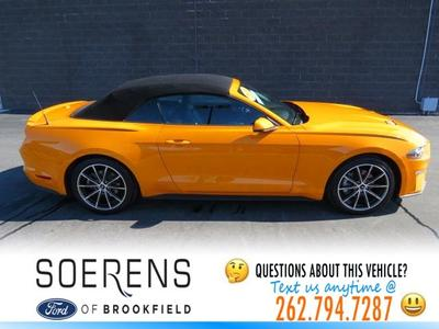 Ford Mustang 2019 for Sale in Brookfield, WI