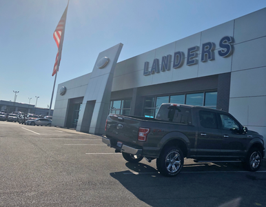 Landers Ford South Image 1