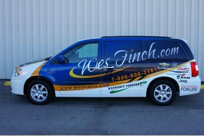 Wes Finch Auto Plaza Inc. Image 3
