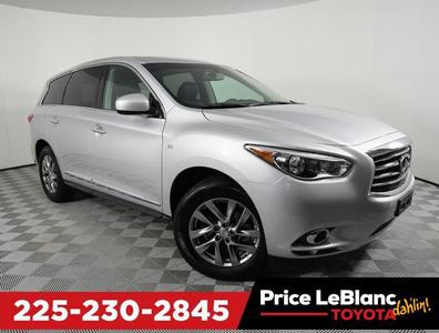 2015 INFINITI QX60 Base for sale VIN: 5N1AL0MM0FC531906