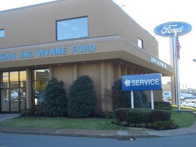 Jenkins & Wynne Ford Lincoln Image 6