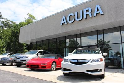 Leith Acura of Cary Image 1