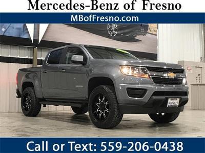 Chevrolet Colorado 2020 a la Venta en Fresno, CA