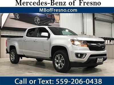 Chevrolet Colorado 2018 for Sale in Fresno, CA
