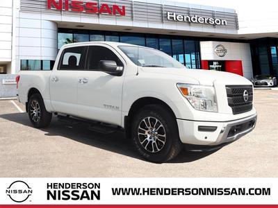 Nissan Titan 2021 a la Venta en Henderson, NV