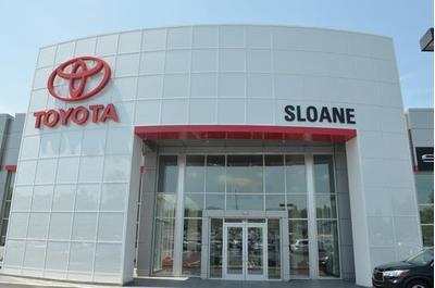 Sloane Toyota of Malvern Image 2