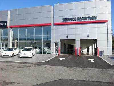 Sloane Toyota of Malvern Image 8